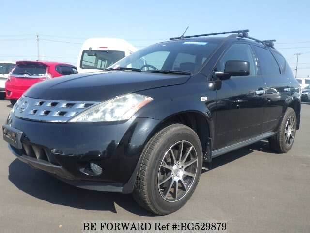 Used 2008 NISSAN MURANO BG529879 for Sale