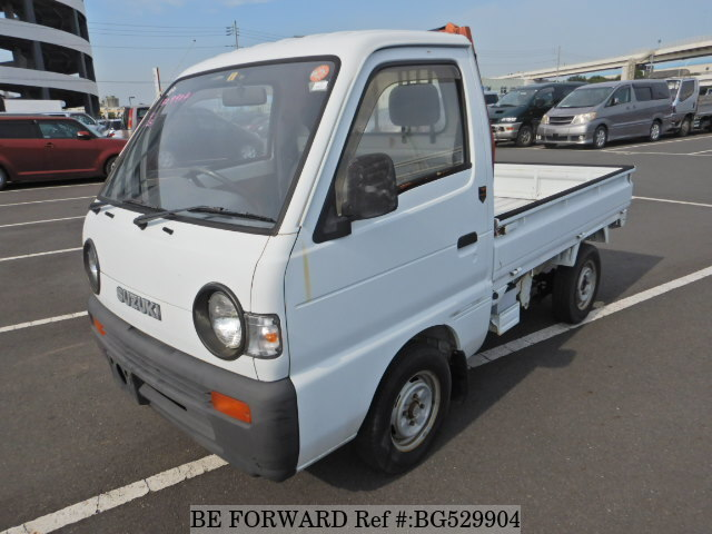 Used 1993 SUZUKI CARRY TRUCK BG529904 for Sale