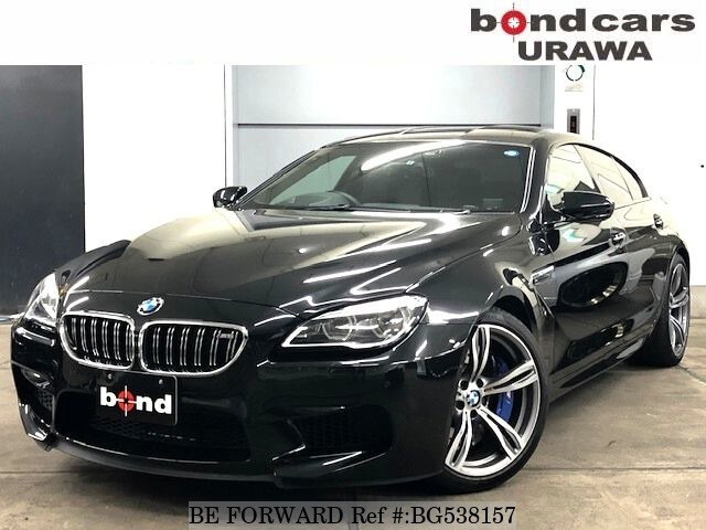 Used 2016 BMW M6 BG538157 for Sale