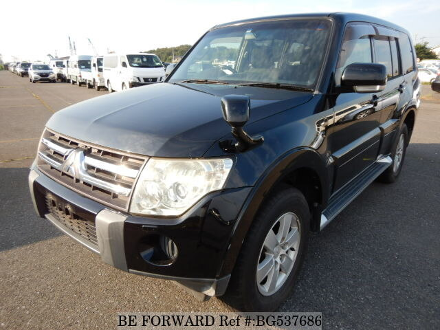 Used 2006 MITSUBISHI PAJERO BG537686 for Sale