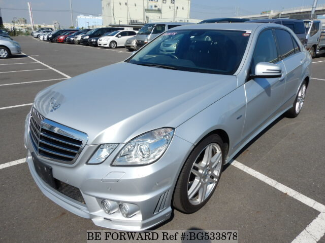 Used 2010 MERCEDES-BENZ E-CLASS BG533878 for Sale