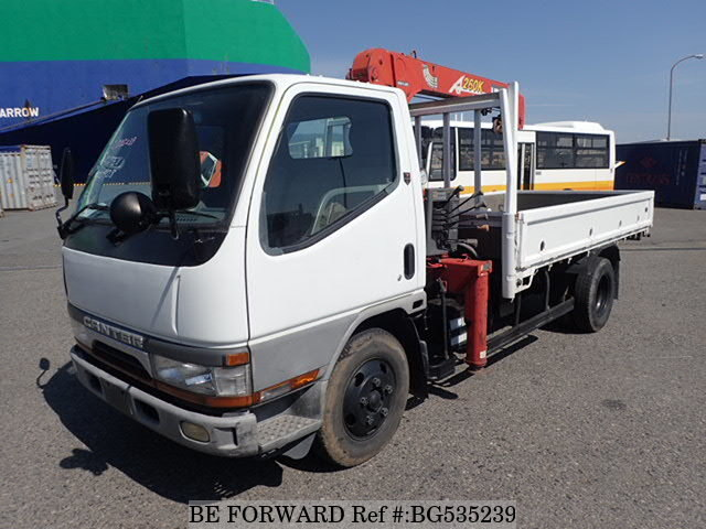 Used 1997 MITSUBISHI CANTER BG535239 for Sale