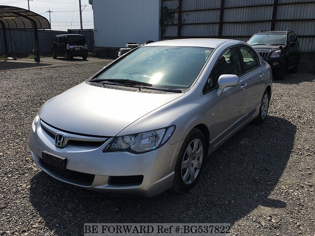 Used 2008 HONDA CIVIC BG537822 for Sale