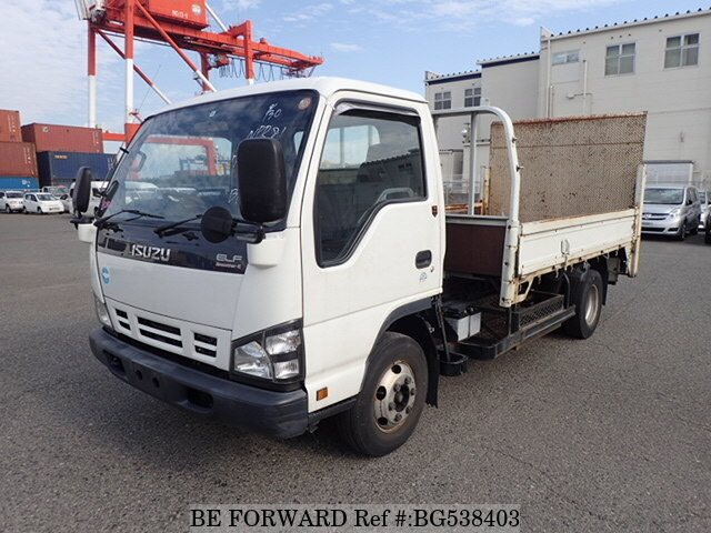 Used 2005 ISUZU ELF TRUCK BG538403 for Sale