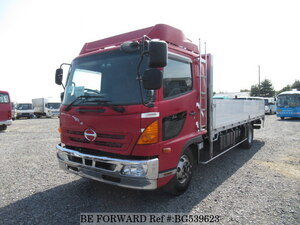 Used 2013 HINO RANGER BG539623 for Sale