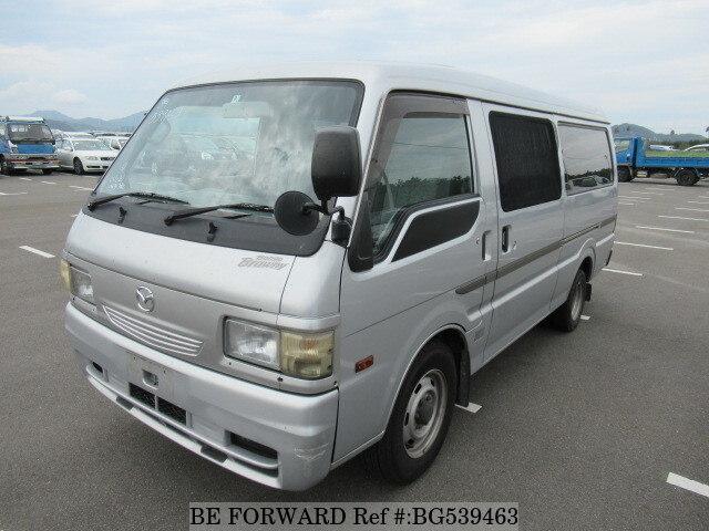 Used 2007 MAZDA BONGO BRAWNY VAN LONG WIDE GL/KR-SKF6V for Sale BG539463 - BE FORWARD