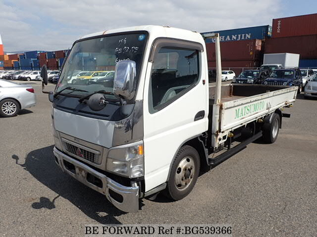 Used 2006 MITSUBISHI CANTER BG539366 for Sale