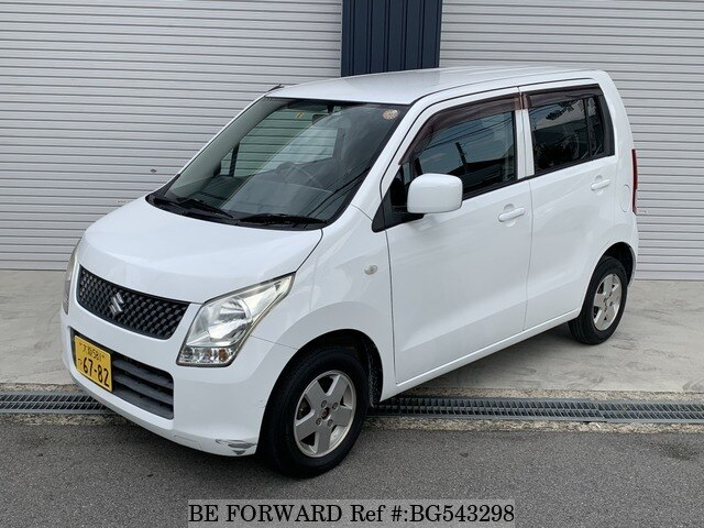 Used 2009 SUZUKI WAGON R BG543298 for Sale