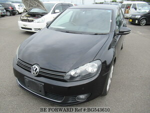 Used 2009 VOLKSWAGEN GOLF BG543610 for Sale