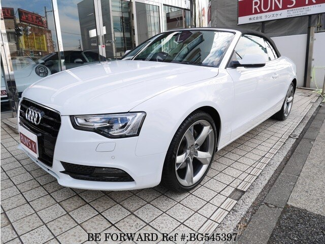 Used 2014 AUDI A5 BG545397 for Sale