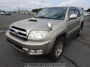 Used 2005 TOYOTA HILUX SURF BG545170 for Sale