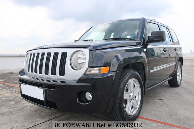 Used 2012 JEEP PATRIOT BG546932 for Sale