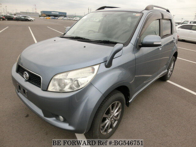 Used 2006 DAIHATSU BE-GO BG546751 for Sale