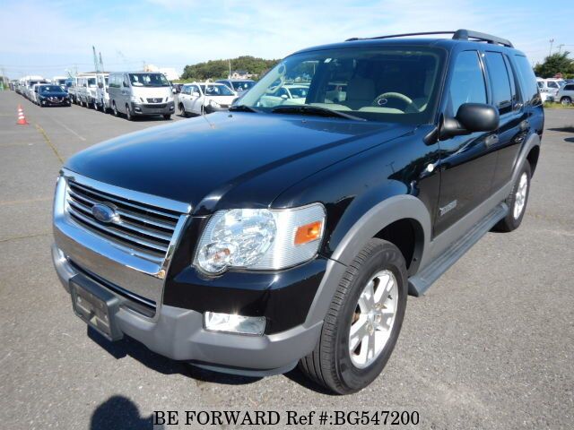 Used 2007 FORD EXPLORER BG547200 for Sale