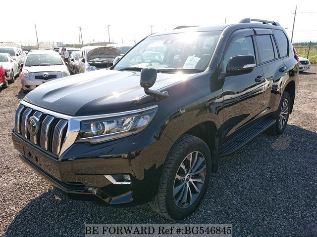 Used 2018 TOYOTA LAND CRUISER PRADO BG546845 for Sale