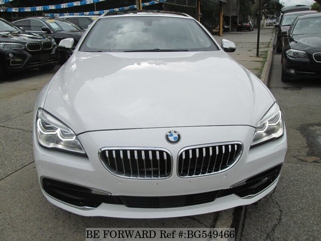 Used 2016 BMW 6 SERIES BG549466 for Sale