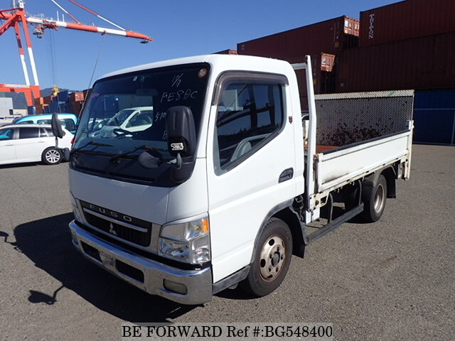 Used 2005 MITSUBISHI CANTER BG548400 for Sale