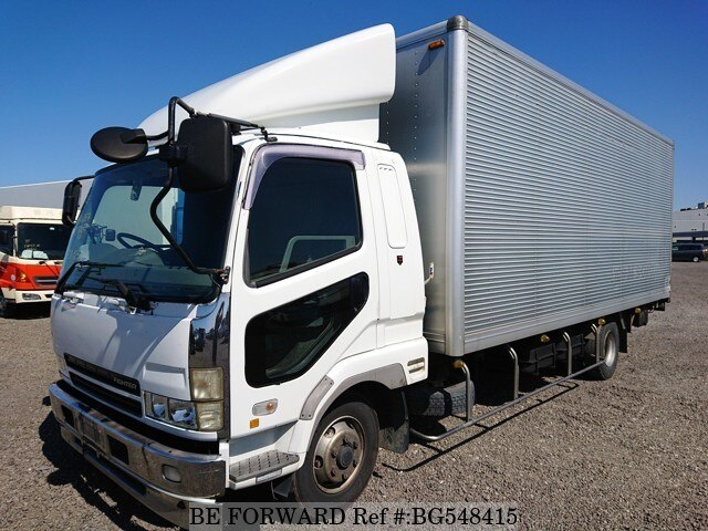 Used 2004 MITSUBISHI FIGHTER BG548415 for Sale