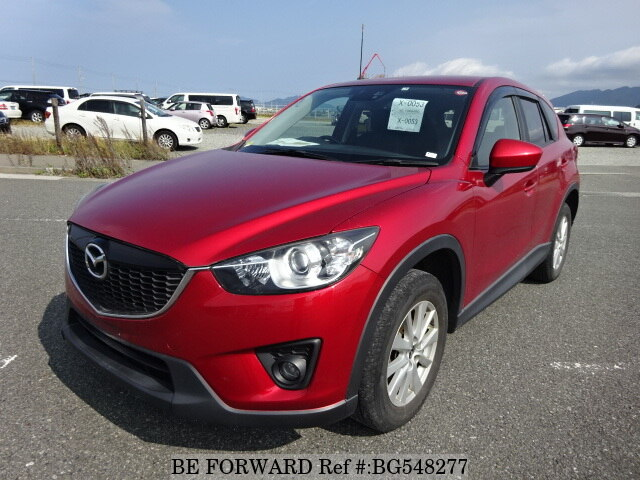 Used 2013 MAZDA CX-5 BG548277 for Sale