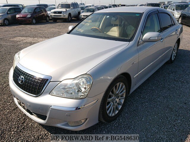 Used 2006 TOYOTA CROWN MAJESTA BG548630 for Sale
