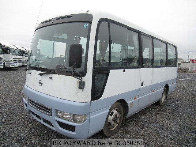 Used 2006 NISSAN CIVILIAN BUS BG550251 for Sale