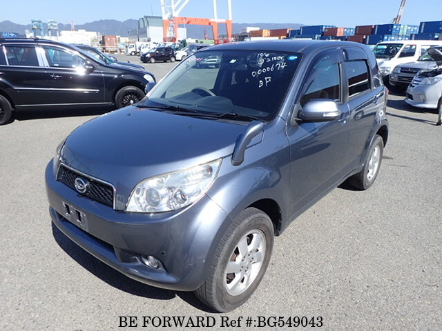 Used 2007 DAIHATSU BE-GO BG549043 for Sale