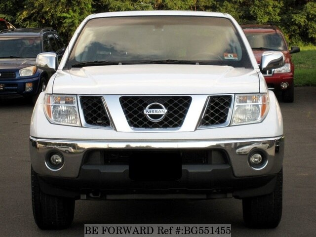 Used 2006 NISSAN FRONTIER BG551455 for Sale