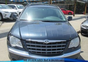 Used 2008 CHRYSLER PACIFICA BG551462 for Sale