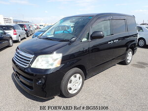 Used 2007 TOYOTA NOAH BG551008 for Sale