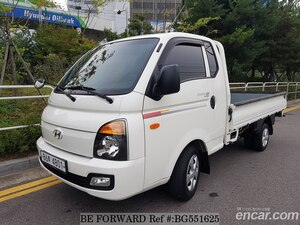 Used 2013 HYUNDAI PORTER BG551625 for Sale