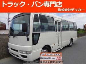 Used 2008 NISSAN CIVILIAN BUS BG552357 for Sale