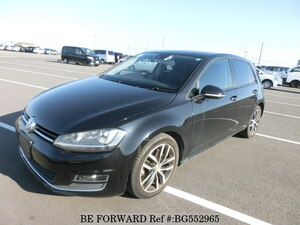 Used 2013 VOLKSWAGEN GOLF BG552965 for Sale