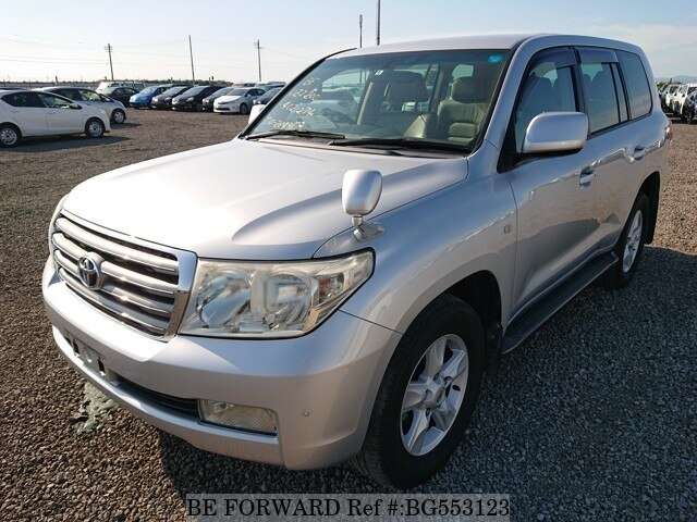 Used 2008 TOYOTA LAND CRUISER BG553123 for Sale