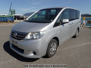 Used 2011 NISSAN SERENA BG553346 for Sale