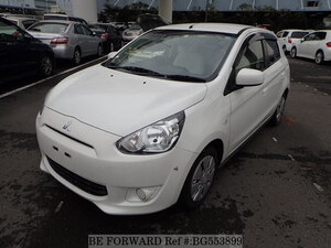Used 2014 MITSUBISHI MIRAGE BG553899 for Sale