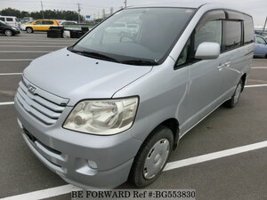 Used 2002 TOYOTA NOAH BG553830 for Sale