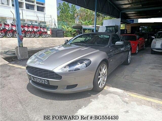 Aston Martin Used >> 2009 Aston Martin Db9