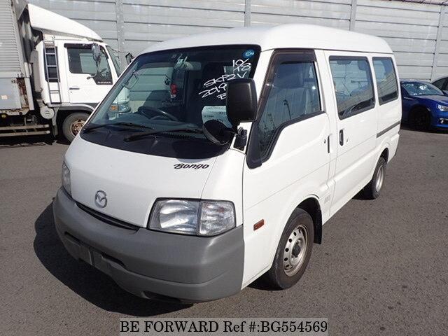 Used 2012 MAZDA BONGO VAN/ABF-SKP2V for Sale BG554569 - BE ...
