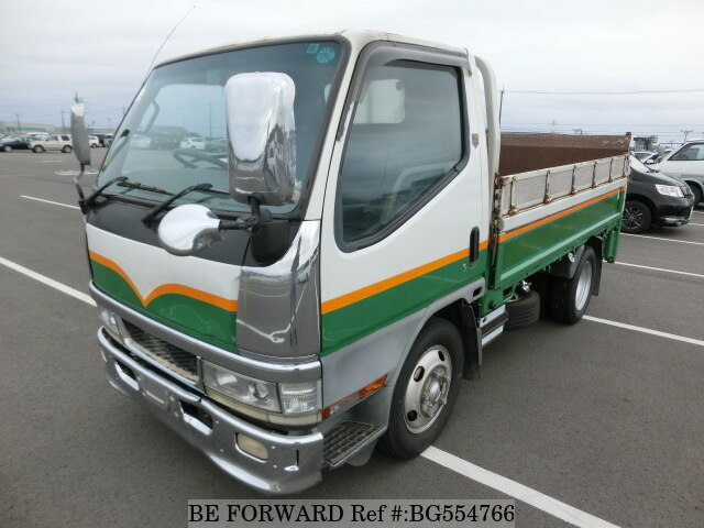 Used 2000 MITSUBISHI CANTER BG554766 for Sale