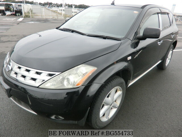 Used 2006 NISSAN MURANO BG554733 for Sale