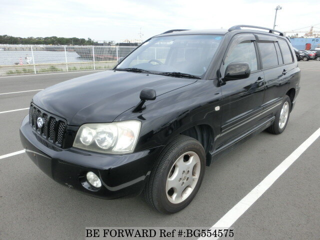 Used 2003 TOYOTA KLUGER BG554575 for Sale