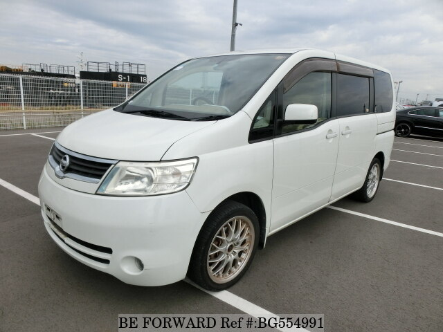 Used 2007 NISSAN SERENA BG554991 for Sale