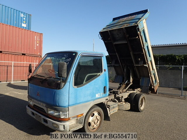 Used 1997 MITSUBISHI CANTER BG554710 for Sale