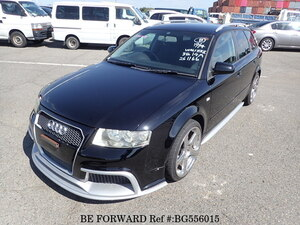 Used 2004 AUDI A4 BG556015 for Sale