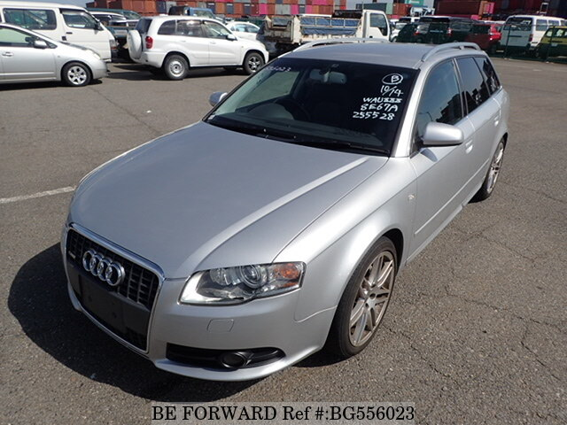 Used 2007 AUDI A4 BG556023 for Sale