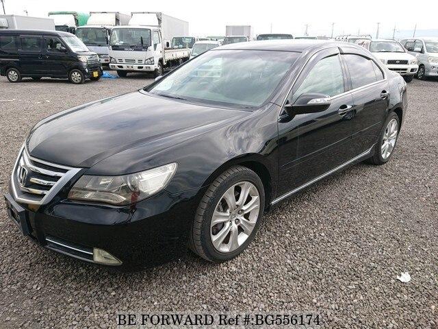 Used 2008 HONDA LEGEND/DBA-KB2 for Sale BG556174 - BE FORWARD