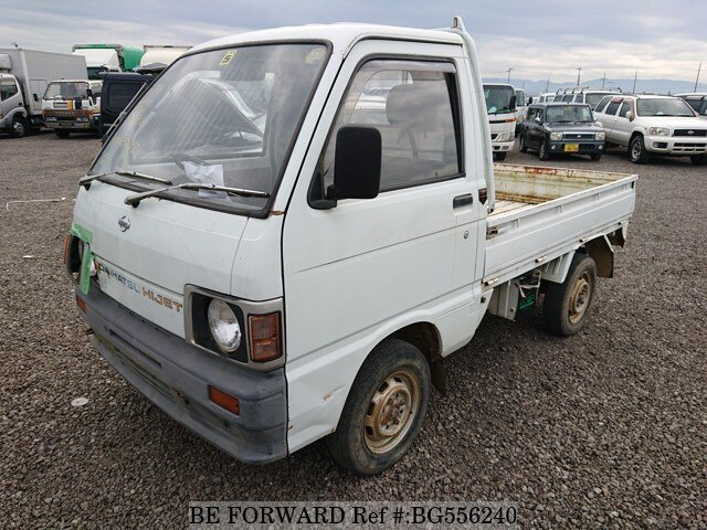 Used 1989 DAIHATSU HIJET TRUCK BG556240 for Sale
