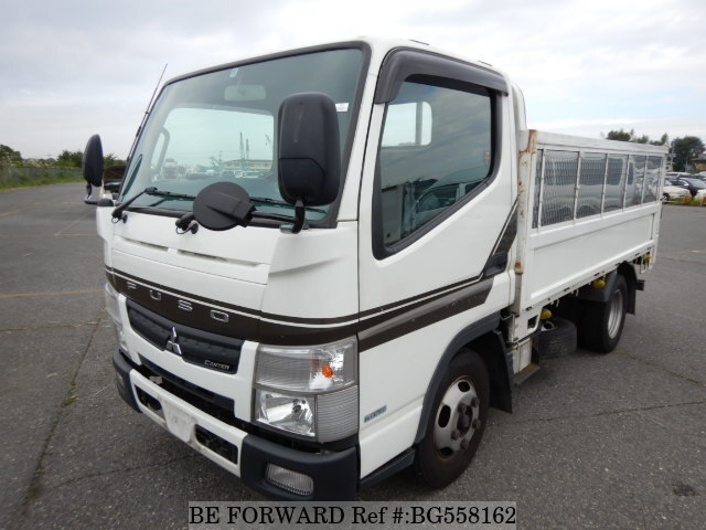 Used 2011 MITSUBISHI CANTER BG558162 for Sale