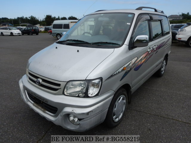 Used 2000 TOYOTA TOWNACE NOAH BG558219 for Sale