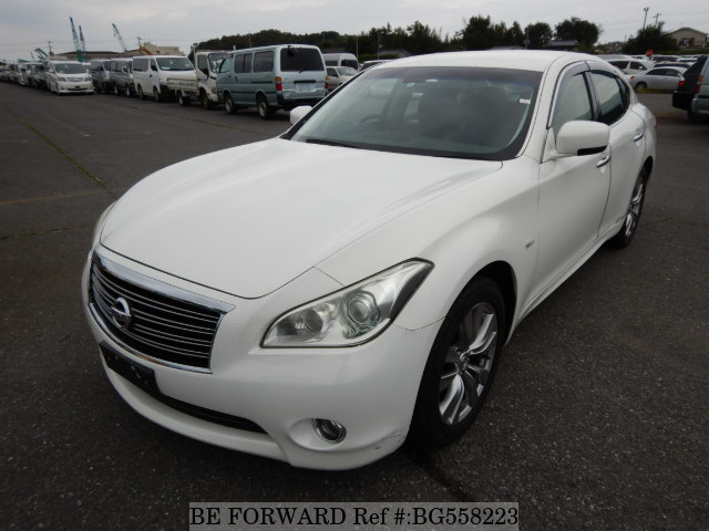 Used 2012 NISSAN FUGA BG558223 for Sale